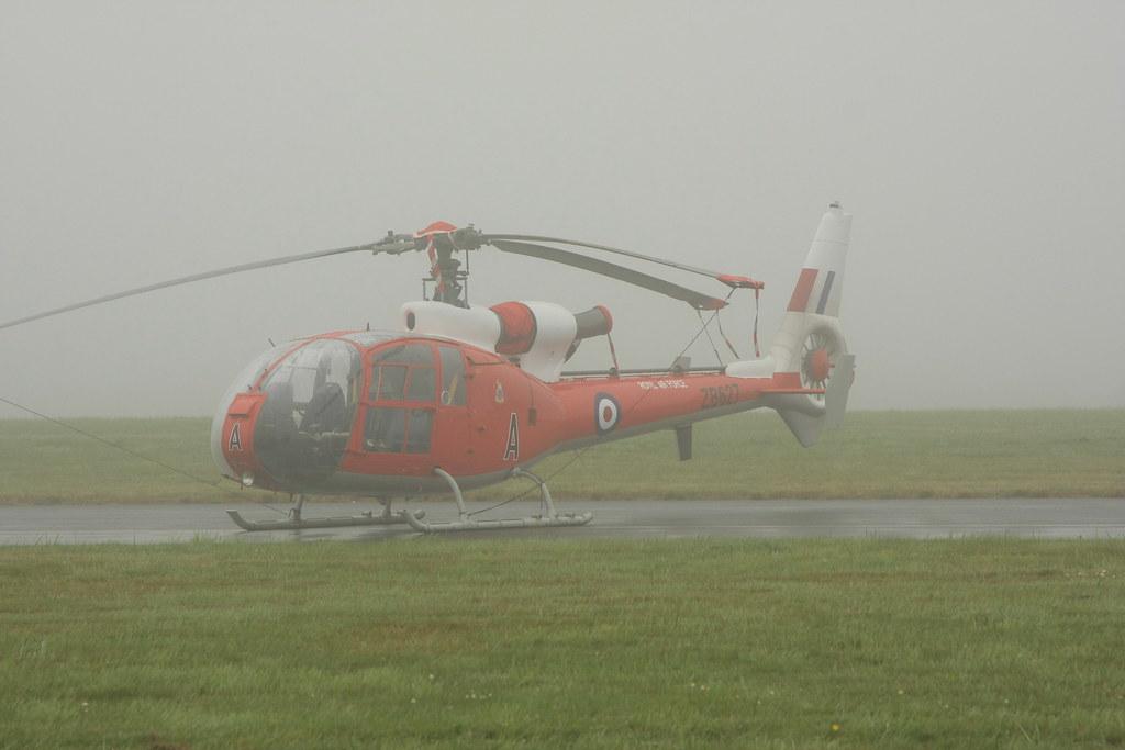 Gazelle HT.3  ZB627/A