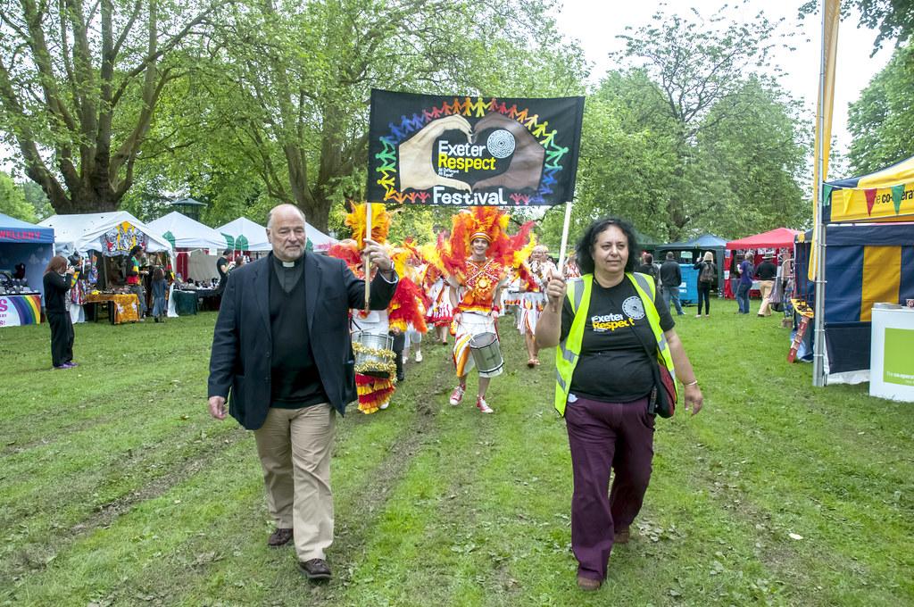 Exeter Respect Festival 2013 At Belmont Park Exeter Devon