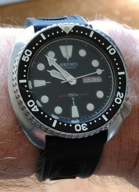 Let us see your Seikos  - Page 2 27165692825_1356e5f5f2_z