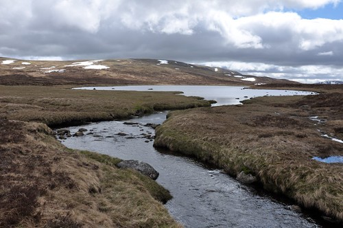 Geal Charn & Loch na Lairige