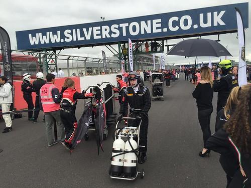 Blancpain Endurance Series Silverstone 2015