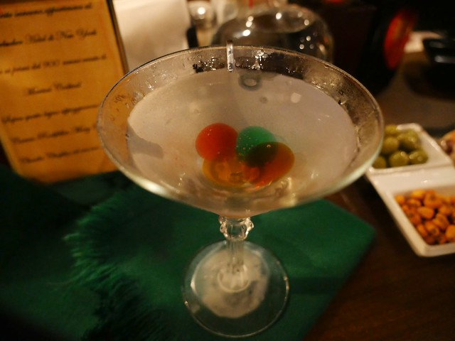 Nottingham Forest Martini
