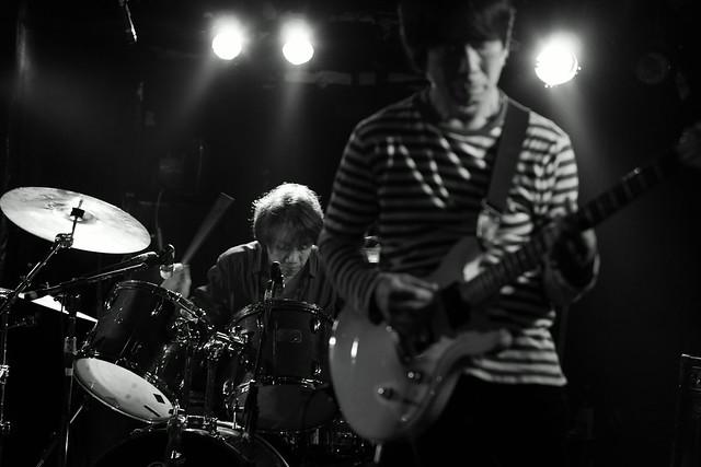 熊のジョン live at Earthdom, Tokyo, 03 Jun 2015. 105