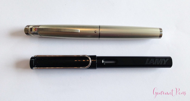 Review Visconti Pininfarina Nanotech Fountain Pen @AppelboomLaren (8)