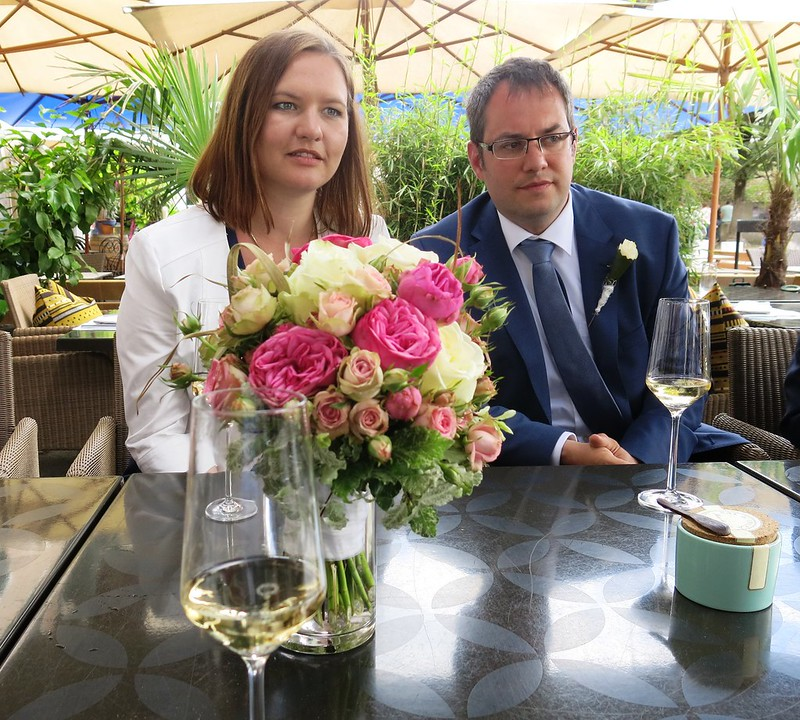 Registry Office Wedding Solothurn, Oliver and Franzi