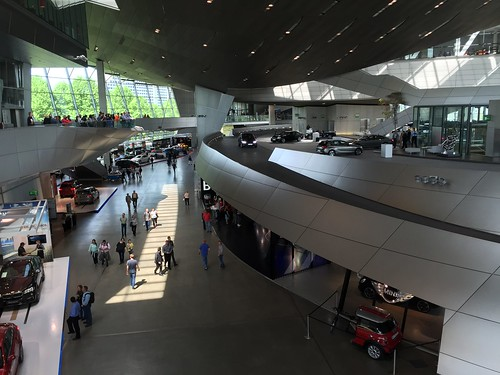 Munchen 2015 May BMW Museum