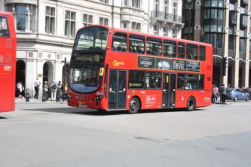 London Central WVL442 LJ61GXB