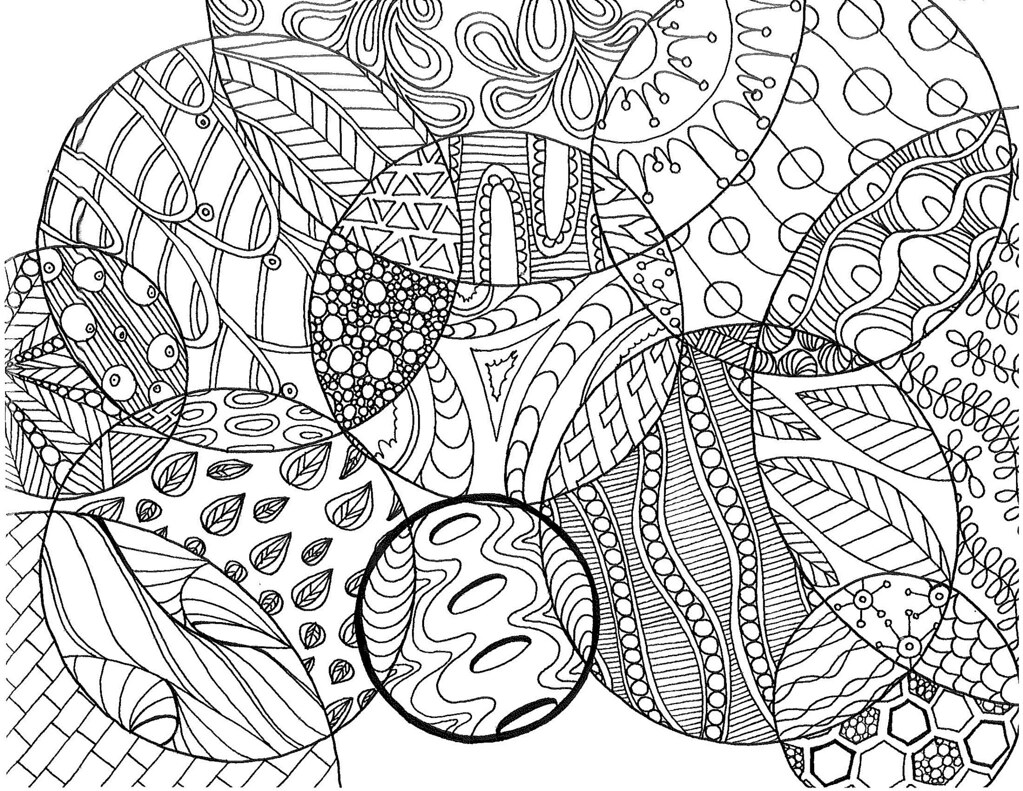 Create Coloring Pages #5