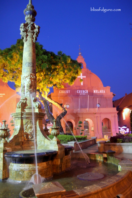 Melaka Malaysia Christ Church