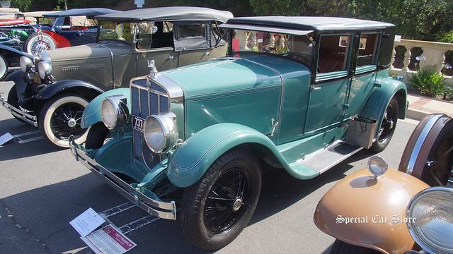 1927 Franklin Series 11B