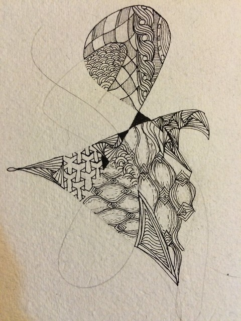 Zentangle Inspired Art 14