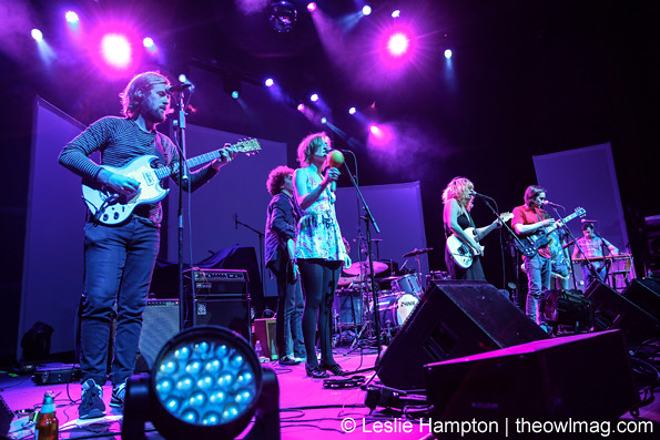 Sweet Spirit @ The Fox Theater, Oakland 5/29/15