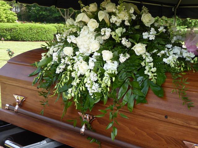 Sarah Alexander Pearce funeral