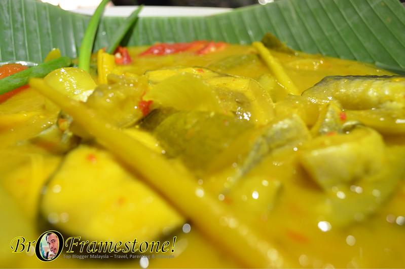 Gulai Tempoyak Ikan Patin Buffet Ramadhan 2015 - Sunway Putra Hotel, Kuala Lumpur
