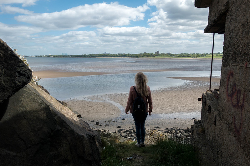 Cramond Island, 25 May 2015 048-1-2
