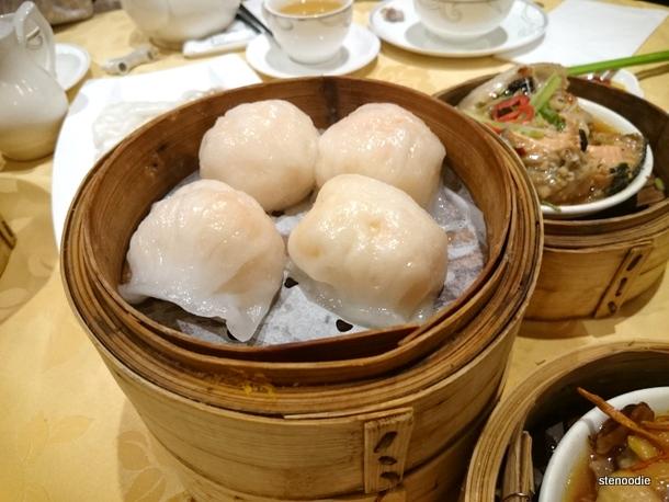 """Steamed Shrimp Dumpling """"Har Gow"""""""