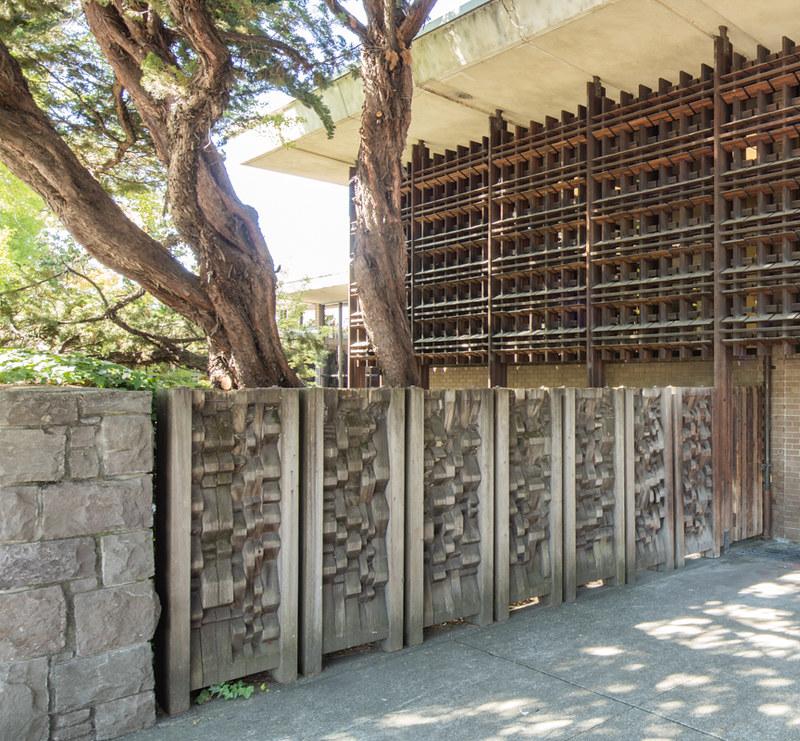 santa rosa library walls