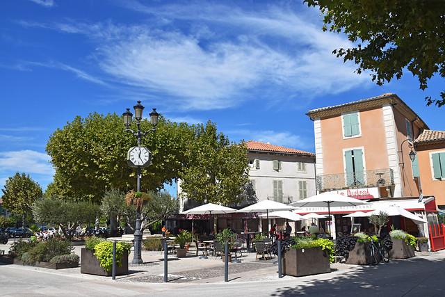 Saint Paul Trois Chateaux, Drome Provencal, France
