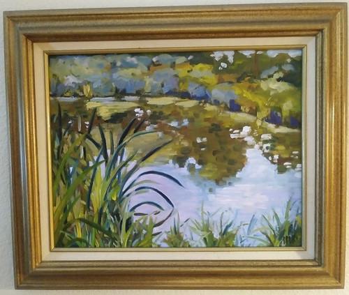 Martha Daniels - Prairie Fork Pond