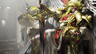 «Отголоски Империума»   Echoes of Imperium, обои для рабочего стола, 2560x1440