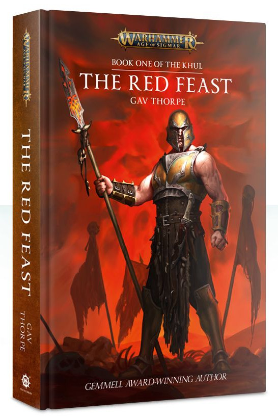 «Кровавый пир», Гэв Торп | The Red Feast by Gav Thorpe
