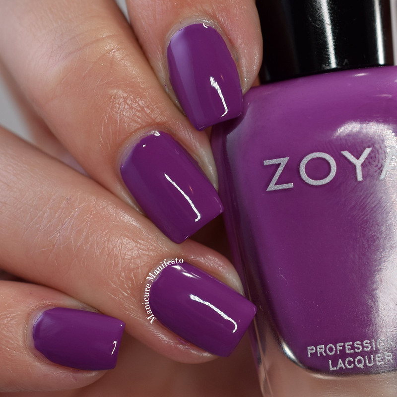 Zoya Evette review