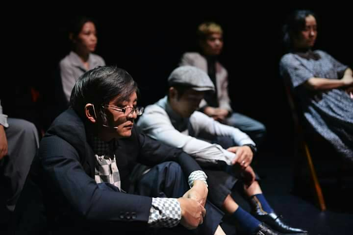 《范天寒與他的弟兄們》 劇照。(攝影:郭盈秀)
