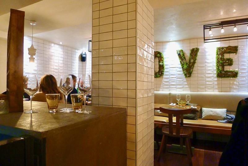 Restaurant Sense Eat, Paris