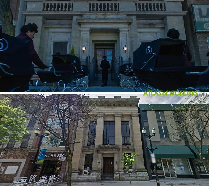 The Umbrella Academy Location
