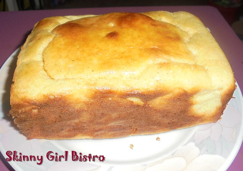 Photo: Cream Cheese Bread from Coconut Flour