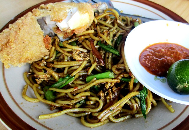 Uncle Lau mi goreng