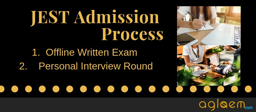 JEST 2019 Result Of Joint Entrance Screening Test