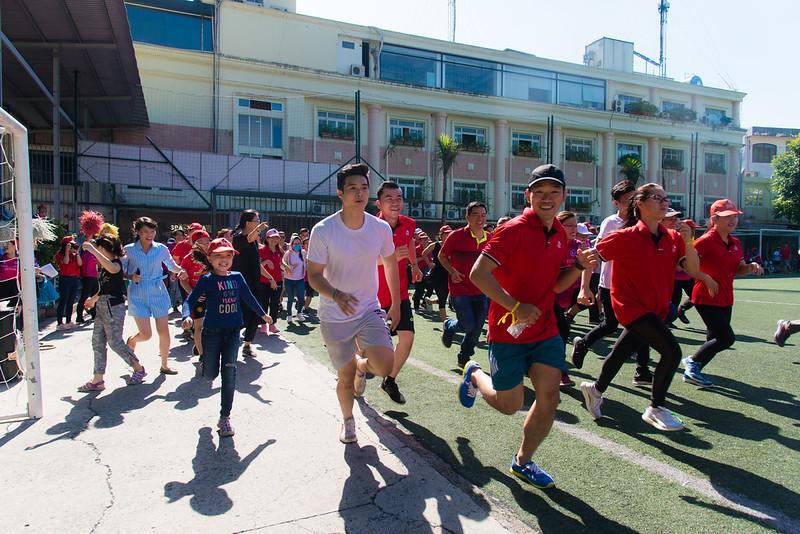 ERA Vietnam – Thử thách cuối cùng chạy bộ