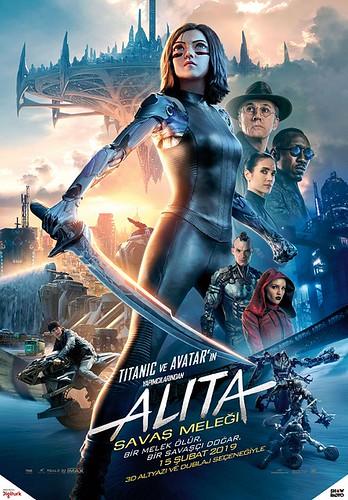 Alita: Savaş Meleği - Alita: Battle Angel