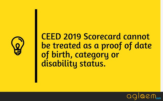 CEED 2019 Result
