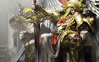 «Отголоски Империума»   Echoes of Imperium, обои для рабочего стола, 2560x1600