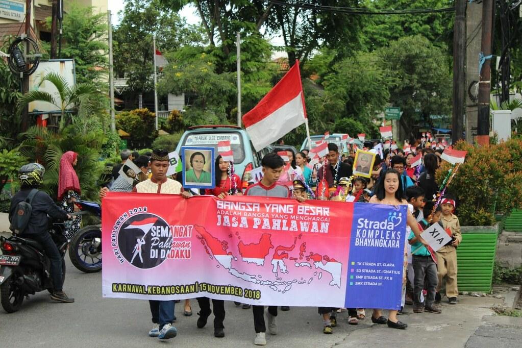 Strategi Penerimaan Murid Baru TK Strada Santa Clara bersama Kompleks Strada Bhayangkara