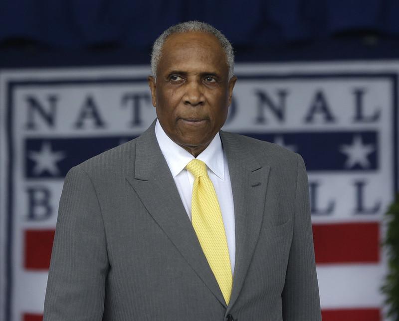 Frank Robinson去世,享年83歲。(達志影像資料照)
