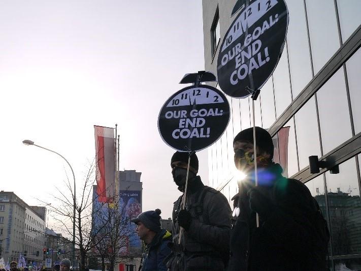當前全球最大減碳挑戰即是戒除煤炭,但選在「煤炭城」舉辦的COP24,現場充滿詭譎氣氛。