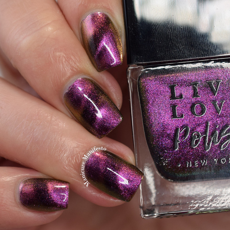 Live Love Polish Calico swatch