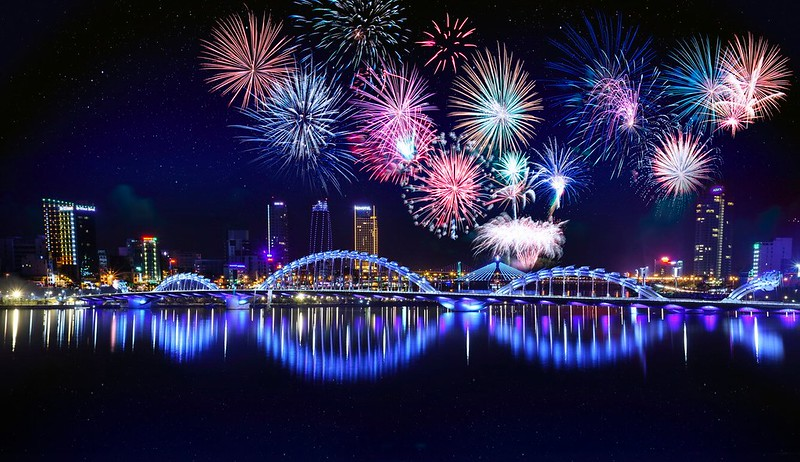 thành phố Đà Nẵng phồn hoa