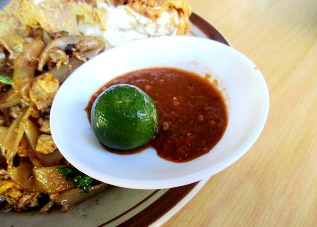 Uncle Lau sambal belacan