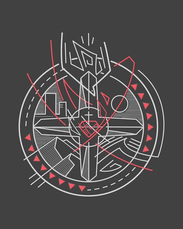 Escudo Cruz del Apostolado