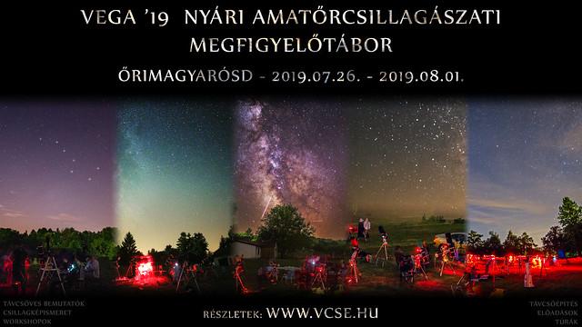 VCSE táborok éjszaka 2014-2018 között. Schmall Rafael képeiből.