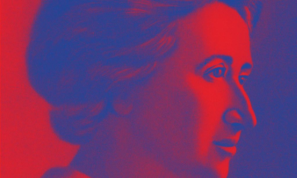 罗莎·卢森堡。(图片来源:Verso)