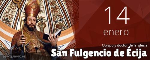 San Fulgencio de Écija