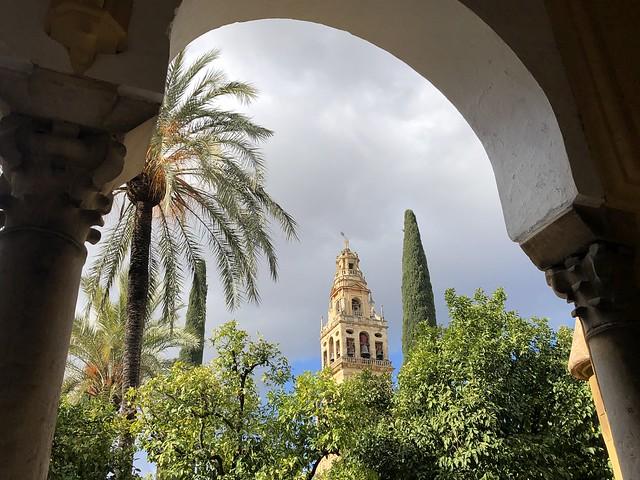 Patio de los naranjos (Mezquita de Córdoba)