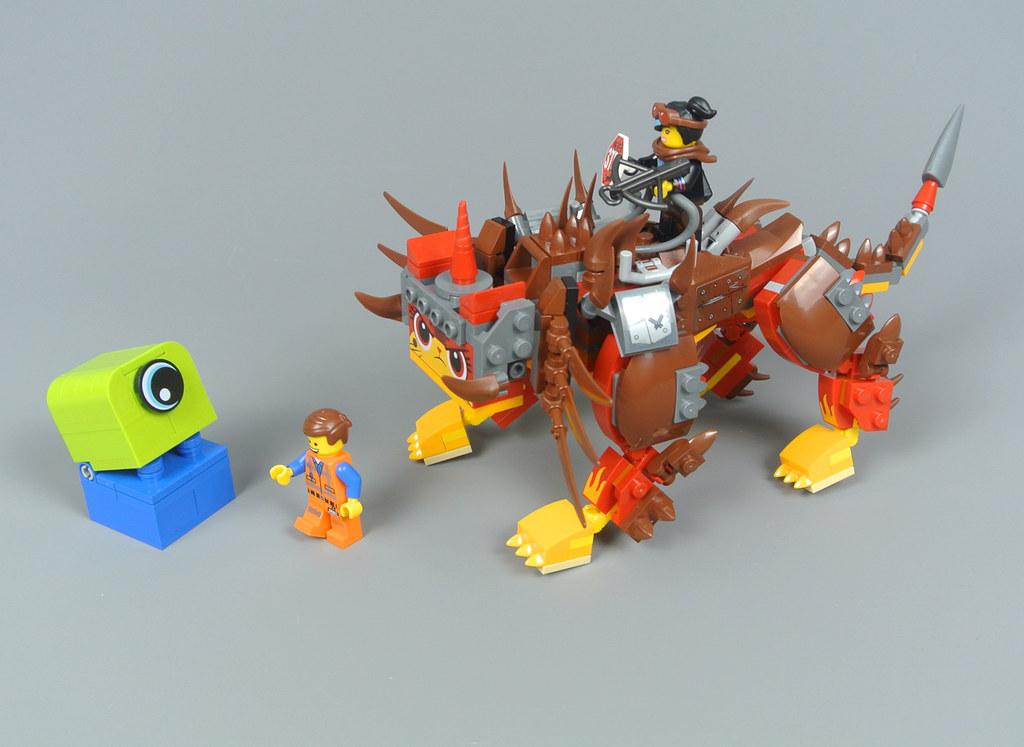 LEGO The Lego Movie 2: The Second Part 70827 Ultrakatty
