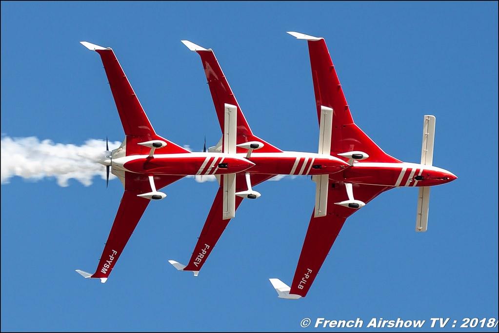 Patrouille REVA Aerotorshow 2018 – Fête aérienne de Valence Chabeuil Canon Sigma France contemporary lens Meeting Aerien 2018