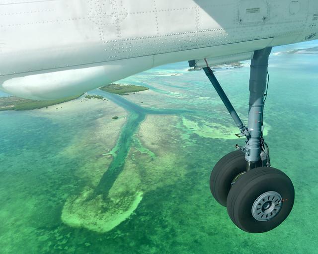 Avion desde La Habana a Cayo Largo del Sur